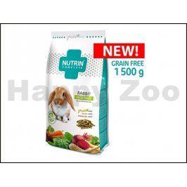 NUTRIN Complete -  Grain Free Rabbit Vegetable 1,5kg