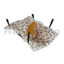 Závěsná kapsa pro hlodavce O´LALA PETS myška 40x42cm