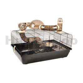 Klec pro hlodavce FLAMINGO Hamster Cage Figo 58x38x40cm
