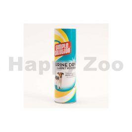 SIMPLE SOLUTION Urine Dry Carpet Powder - suchý odstraňovač moči