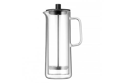 WMF French press Coffee Time s dvojitou stěnou Moka konvice a french pressy
