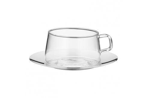 WMF Skleněný šálek na čaj TeaTime Hrnky a šálky