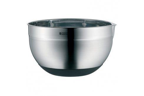 WMF Kuchyňská nerezová miska se silikonovým dnem Ø 20 cm Mísy a misky