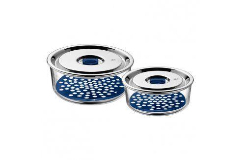 WMF Sada misek Top Serve Ø 15/18 cm s odkapávací mřížkou Odkapávače nádobí