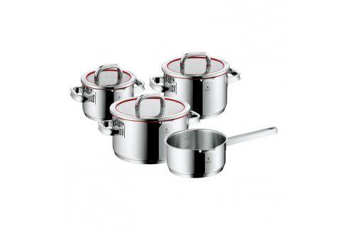 WMF Sada hrnců 4 ks Function 4 s rendlíkem Sady nádobí
