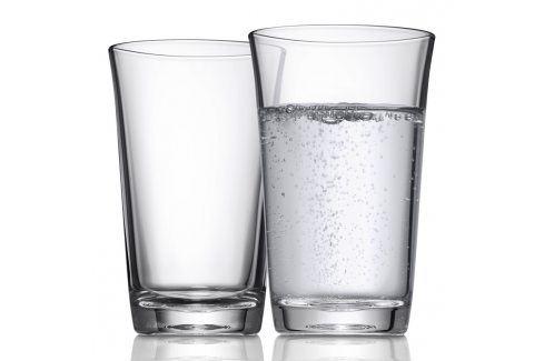 WMF Set sklenic na vodu Basic 250 ml Sklenice