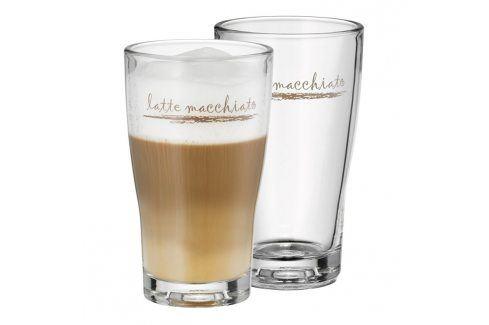 WMF Sklenice na Latte Macchiato set 2 ks Barista Sklenice