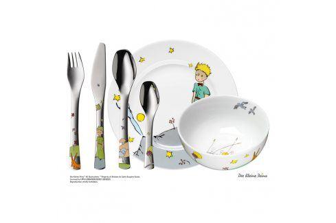 WMF Dětský jídelní set 6dílný Malý princ Příbory