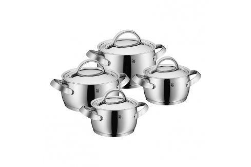 WMF Sada hrnců 4 ks Concento leštěný nerez Sady nádobí
