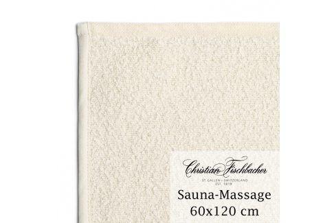 Christian Fischbacher Masážní ručník lněný 60 x 120 cm, Fischbacher Ručníky