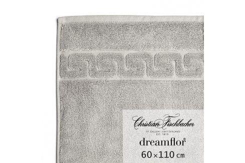 Christian Fischbacher Ručník velký 60 x 110 cm grafitový Dreamflor®, Fischbacher Ručníky