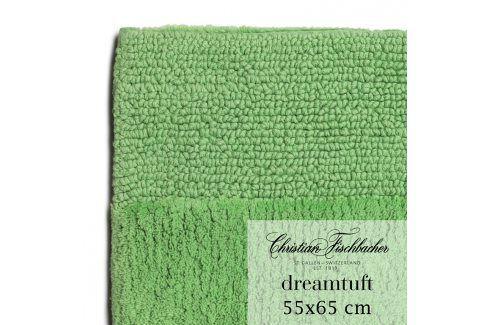 Christian Fischbacher Koupelnový kobereček 55 x 65 cm zelený Dreamtuft, Fischbacher Koupelnové předložky