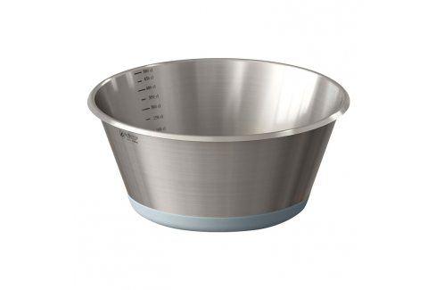 de Buyer Kuchyňská nerezová miska Ø 28 cm se silikonovým dnem Mísy a misky
