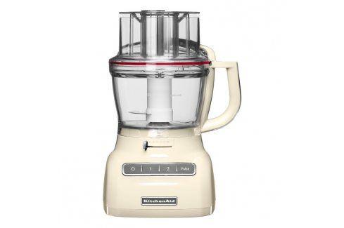 KitchenAid Food processor 3,1 l mandlová Kuchyňské kráječe