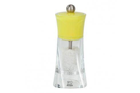 Peugeot Mlýnek na sůl žlutý 14 cm MOLENE Kořenky