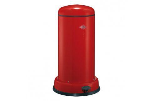 Wesco Odpadkový koš Baseboy 20 l červený Odpadkové koše