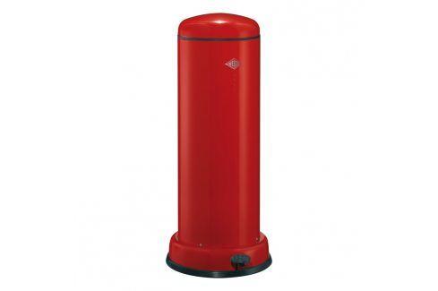 Wesco Odpadkový koš Big Baseboy 30 l červený Odpadkové koše