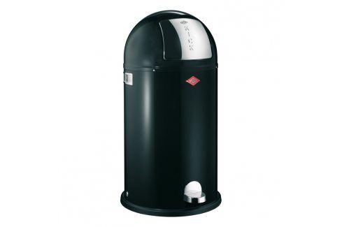 Wesco Odpadkový koš Kickboy 40 l černý Odpadkové koše