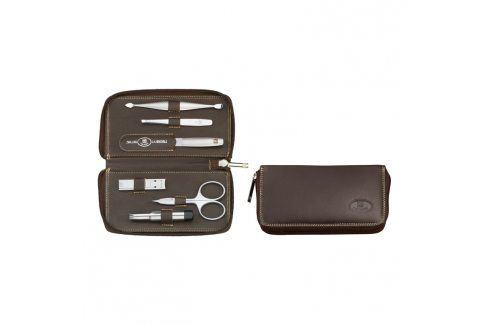 ZWILLING Manikúra 6dílná TWINOX® Emblem brown Kosmetické pomůcky