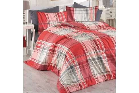 Povlečení Alexia 140x200 jednolůžko - standard bavlna Chalupářský styl