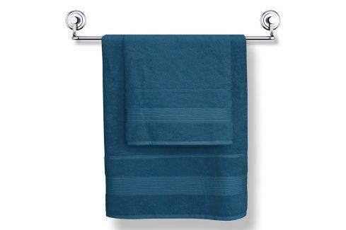 Bambusový ručník Moreno tmavěmodrý 50x90 cm Ručník Ručníky