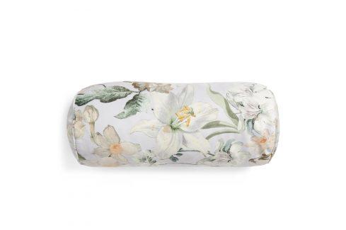 Dekorační polštářek  Essenza Home Rosalee 22x50 cm šedá Polštářky s výplní
