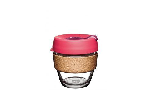 Cestovní hrnek Keepcup růžový s korkem 227ml Objem: 227ml Cestovní hrnek Doplňky