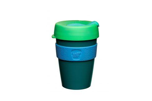 Cestovní hrnek Keepcup zelený 340 ml Objem: 340ml Cestovní hrnek Doplňky