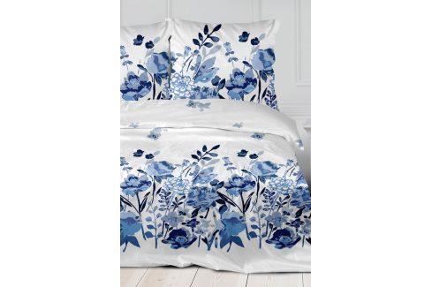 Povlečení Flo 140x200 jednolůžko - standard bavlna Květinové vzory