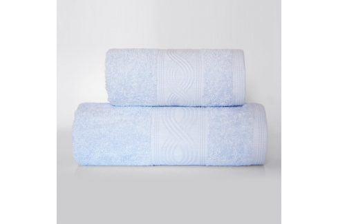 Ručník Maritim modrý 50x90 cm Ručník Bavlněné ručníky a osušky