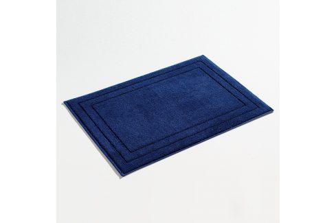 Koupelnová předložka Jasmina modrá 50x70 cm bavlna Předložky