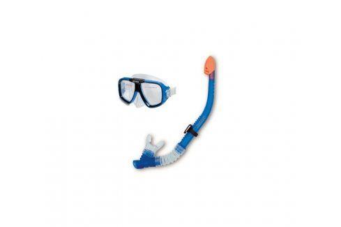 Marimex | Set brýle a šnorchl žlutý/modrý | 11630022 Dětské bazénky
