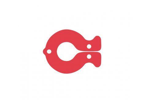 Marimex | Plovák ryba  - červená | 116301992 Dětské bazénky