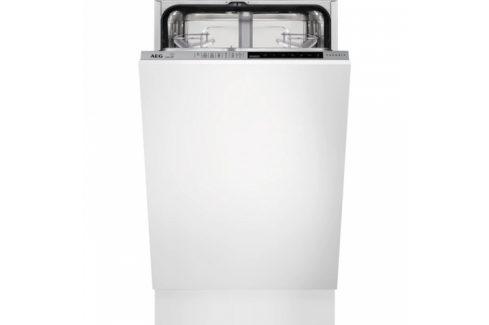 AEG FSE83400P Vestavné myčky nádobí