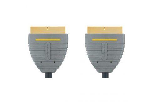 Bandridge SCART, 2m (BN-BVL7102) Propojovací kabely a redukce
