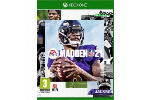 EA Madden NFL 21 (EAX348420) Hry pro Xbox 360