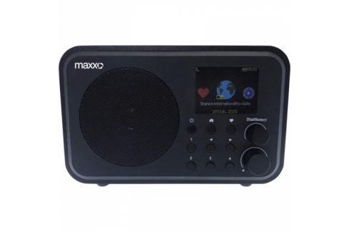 Maxxo DT02 Internetové radiopříjímače