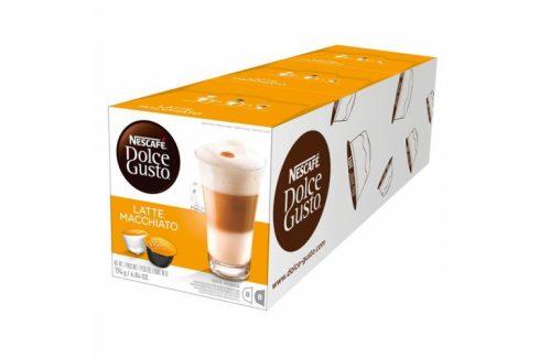 NESCAFÉ Latte Macchiatto BOX Kapsle a káva