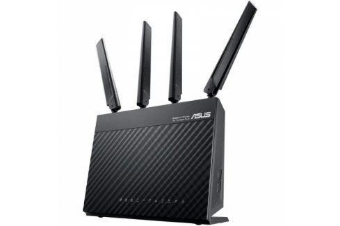 Asus 4G-AC68U LTE (90IG03R1-BM2000) Wi-Fi routery