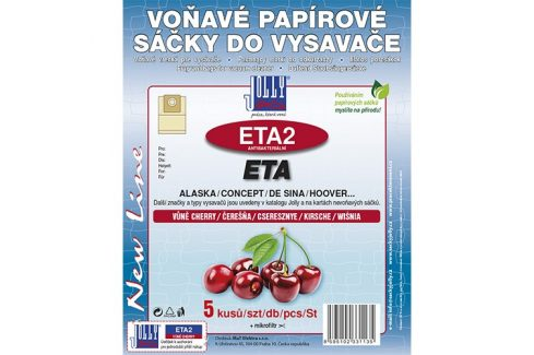 Jolly 3113S ETA 2 (5 ks) - cherry Sáčky