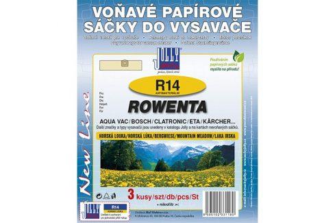 Jolly 3118S R 14 Rowenta (3 ks) - horská louka Sáčky