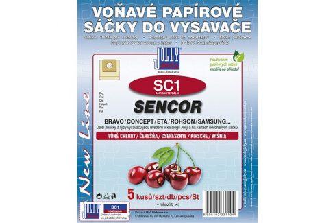 Jolly 3110S SC 1 Sencor (5 ks) - cherry Sáčky