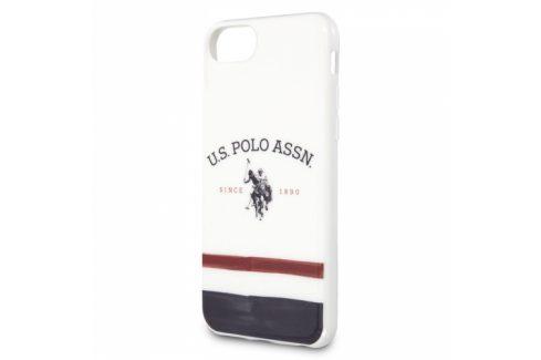 U.S. Polo Tricolore na Apple iPhone 8/SE (2020) (USHCI8PCSTRB) Pouzdra na mobilní telefony