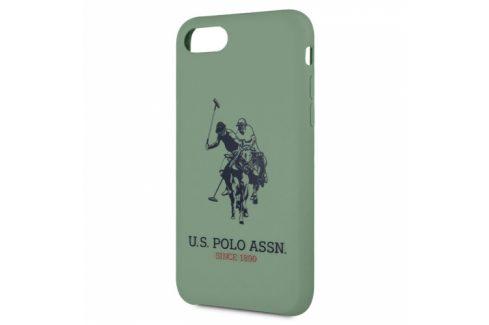 U.S. Polo Big Horse na Apple iPhone 8/SE (2020) (USHCI8SLHRGN) Pouzdra na mobilní telefony