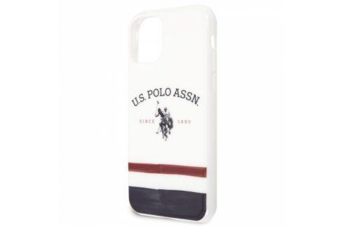 U.S. Polo Tricolor Blurred na Apple iPhone 11 Pro (USHCN58PCSTRB) Pouzdra na mobilní telefony