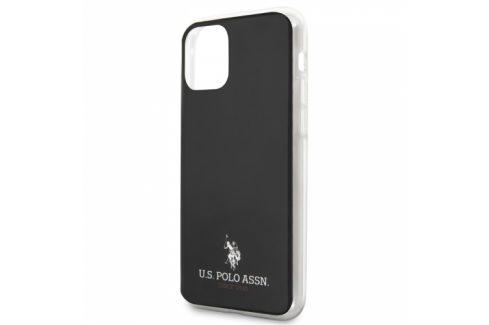 U.S. Polo Small Horse na Apple iPhone 11 Pro (USHCN58TPUBK) Pouzdra na mobilní telefony