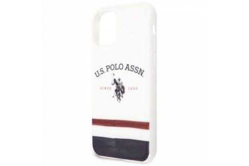 U.S. Polo Tricolor Blurred na Apple iPhone 11 (USHCN61PCSTRB) Pouzdra na mobilní telefony