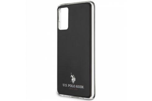U.S. Polo Small Horse na Samsung Galaxy S20 (USHCS62TPUBK) Pouzdra na mobilní telefony