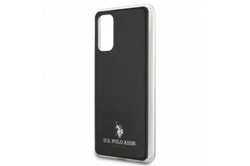 U.S. Polo Small Horse na Samsung Galaxy S20+ (USHCS67TPUBK) Pouzdra na mobilní telefony