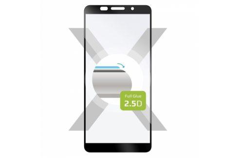 FIXED Full-Cover na Huawei Y5p (FIXGFA-550-BK) Ochranné fólie a skla pro mobilní telefony